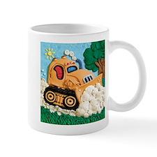 Bulldozer Mug