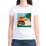 Bulldozer Jr. Ringer T-Shirt