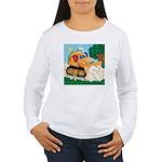 Bulldozer Women's Long Sleeve T-Shirt