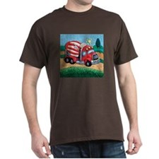 Cement Mixer Dark T-Shirt