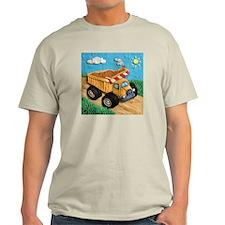 Dump Truck Light T-Shirt