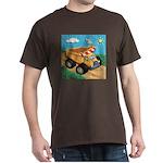 Dump Truck Dark T-Shirt