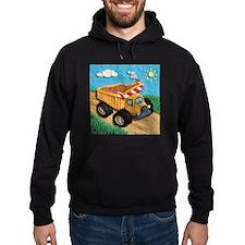 Dump Truck Hoodie (dark)