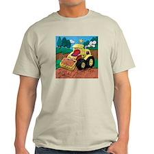Front End Loader Light T-Shirt