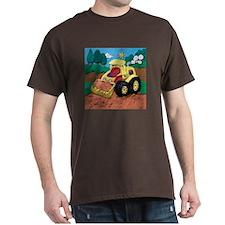 Front End Loader Dark T-Shirt