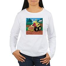 Front End Loader Women's Long Sleeve T-Shirt