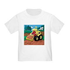 Front End Loader Toddler T-Shirt