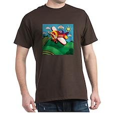 Prop Plane Dark T-Shirt