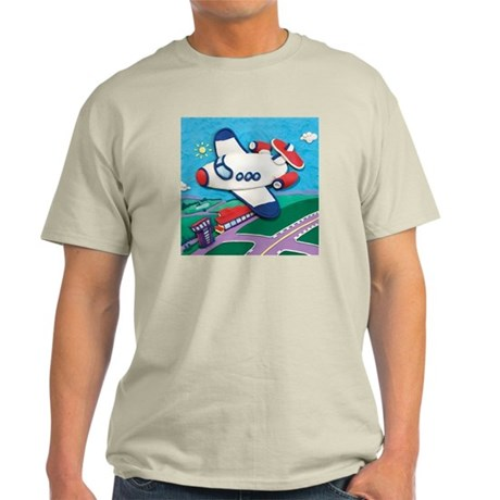 Airplane Light T-Shirt