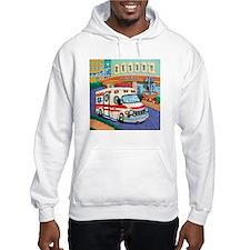 Ambulance Hooded Sweatshirt