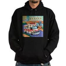 Ambulance Hoodie (dark)