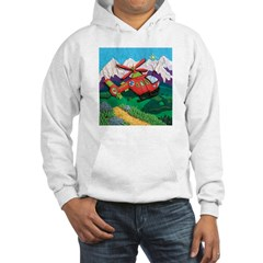 Rescue Helicopter Hoodie
