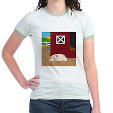 Farm Dog Jr. Ringer T-Shirt
