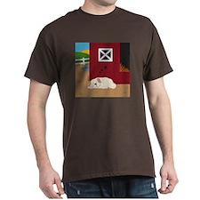 Farm Dog Dark T-Shirt