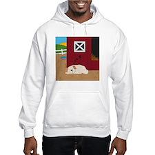 Farm Dog Hooded Sweatshirt