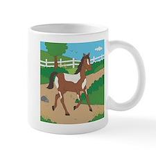 Farm Horse Mug