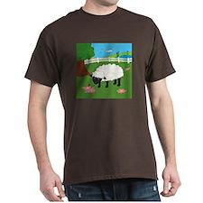 Sheep Dark T-Shirt