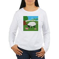 Sheep Women's Long Sleeve T-Shirt