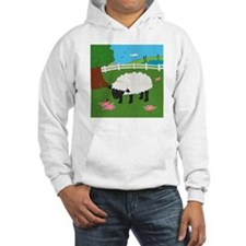 Sheep Hooded Sweatshirt