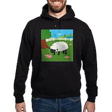 Sheep Hoodie (dark)