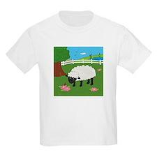 Sheep Kids Light T-Shirt