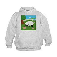 Sheep Kids Hoodie
