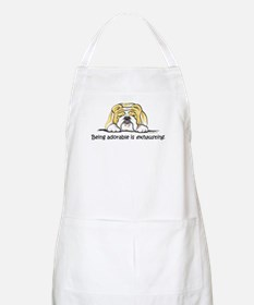 Adorable Bulldog Apron