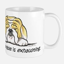 Adorable Bulldog Mug