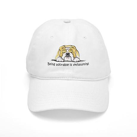 Adorable Bulldog Cap