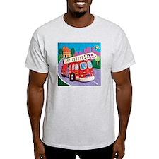 Fire Truck Light T-Shirt