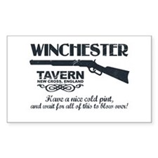 Winchester Tavern Decal