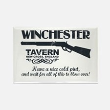 Winchester Tavern Rectangle Magnet (10 pack)