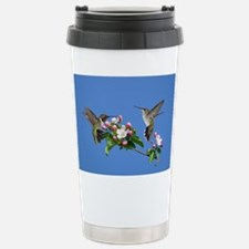 Hummingbirds Stainless Steel Travel Mug