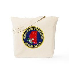 FBI Jackson Division Tote Bag