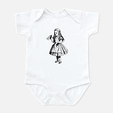 Drink Me Infant Bodysuit
