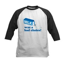 Milk Bad Choice Anchorman Tee