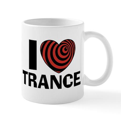 I Love Trance Mug