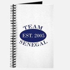 Team Senegal Est. 2005 Journal