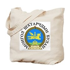 Mongolian Chess Federation Tote Bag