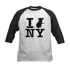 I Rat Love New York NY Tee