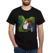 Military Macaw Graphic T-Shirt