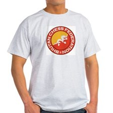 Bhutan Chess Federation T-Shirt