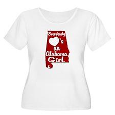 Everybody Loves an Alabama Gi T-Shirt