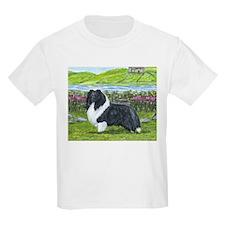 Bi Black Sheltie T-Shirt