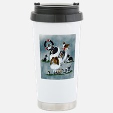 The Versatile Sheltie Travel Mug