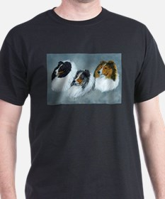 The Sheltie Face T-Shirt
