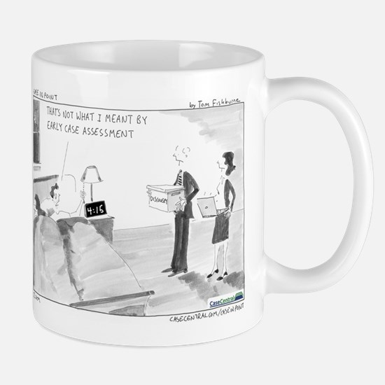 Early Case Assessment Mug