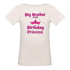Big Brother 1st Birthday Prin Tee