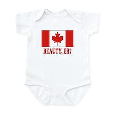 Beauty, eh? Infant Bodysuit