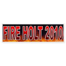Fire Rush Holt! (sticker)